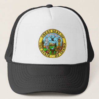 Idaho Great Seal Trucker Hat