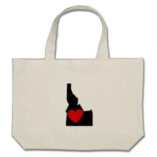 Idaho Heart Bag