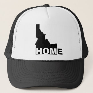 Idaho Home Away From State Ball Cap Hat
