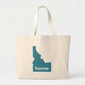 Idaho Home Canvas Bag