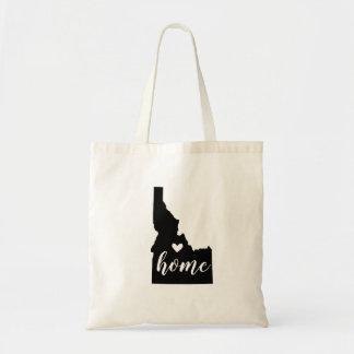 Idaho Home State Tote Bag