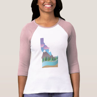 Idaho Illustrated Shirt