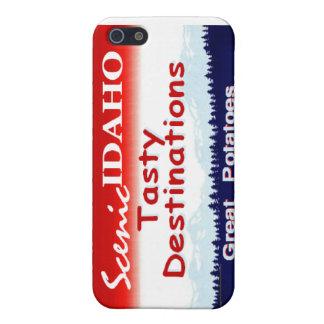 IDAHO iPhone 5/5S CASES