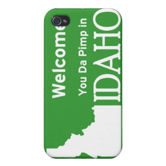 Idaho iPhone 4 Cases
