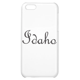 Idaho Cover For iPhone 5C