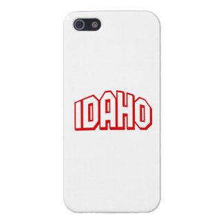 Idaho iPhone 5 Covers