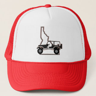 IDAHO JEEP Hat