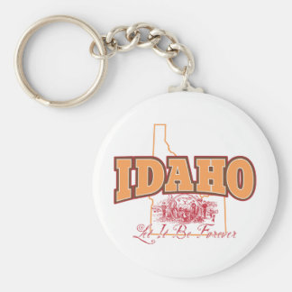 Idaho Key Ring