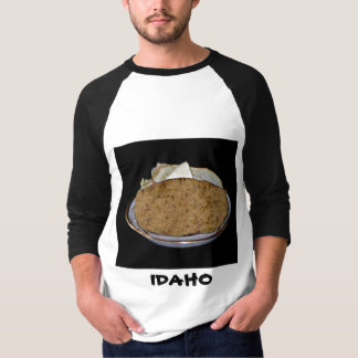 "Idaho ""Land of Famous Potatoes"". T-Shirt"