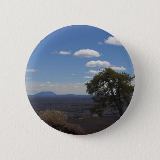 Idaho Lavafields 6 Cm Round Badge