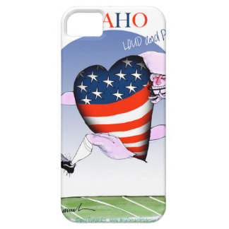 Idaho Loud and Proud, tony fernandes Case For The iPhone 5
