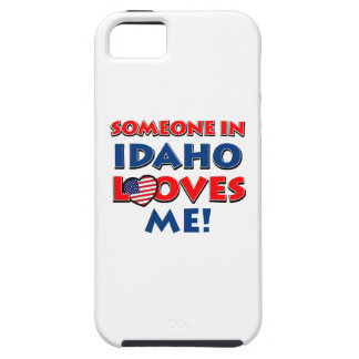 IDAHO love designs Case For iPhone 5/5S