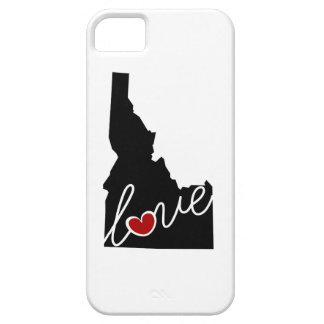 Idaho Love!  Gifts for ID Lovers iPhone 5 Cases