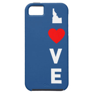 Idaho LOVE iPhone 5 Covers