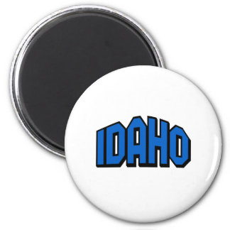 Idaho Refrigerator Magnets