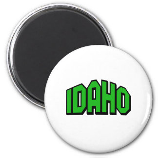 Idaho Refrigerator Magnet