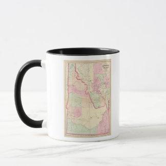Idaho, Montana west Mug