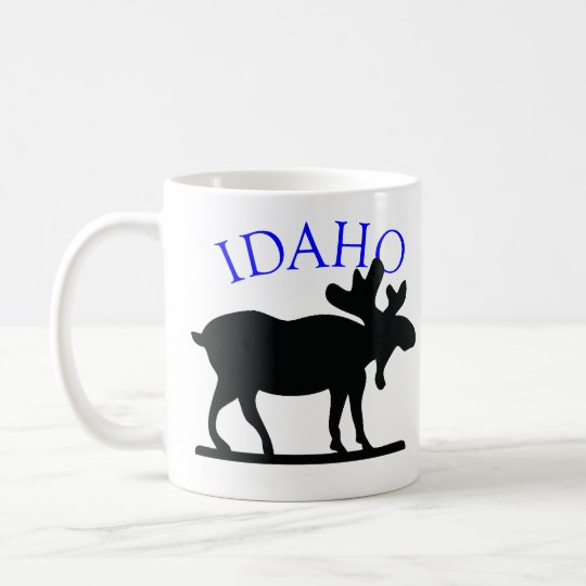 Idaho Moose Coffee Mug