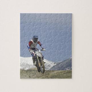 Idaho, Motocross Racing, Motorcycle Racing 2 Jigsaw Puzzle