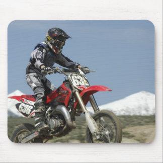 Idaho, Motocross Racing, Motorcycle Racing Mouse Mat