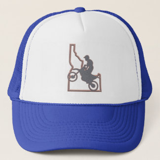 IDAHO Motorcycle Hat