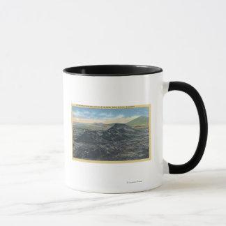 Idaho National Park Big Crater Rim Mug