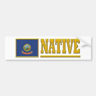 Idaho Native Bumper Sticker
