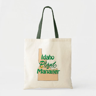 Idaho Plant Manager Bags
