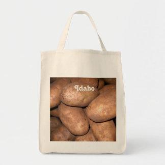 Idaho Potatoes Tote Bags