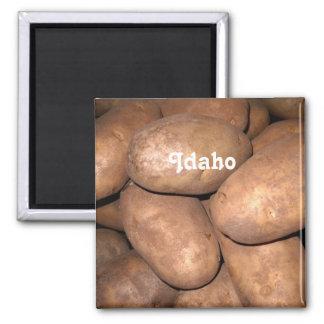 Idaho Potatoes Refrigerator Magnet