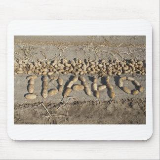 Idaho Potatoes Mouse Mat