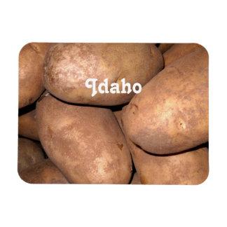 Idaho Potatoes Rectangular Magnets