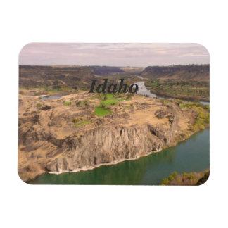 Idaho Vinyl Magnet