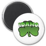 Idaho Shamrock Magnet
