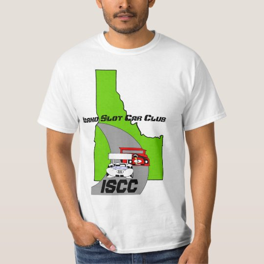 Idaho Slot Car Club T-Shirt