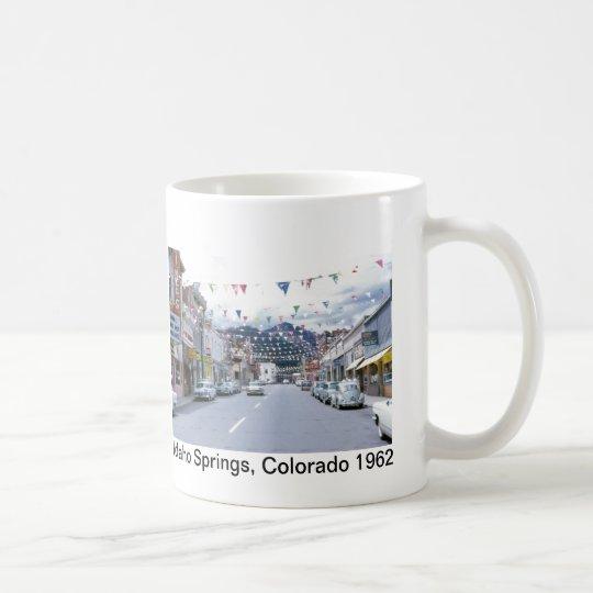 Idaho Springs Colorado Coffee Mug