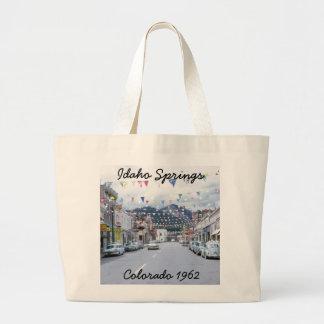 Idaho Springs Colorado Tote Bag