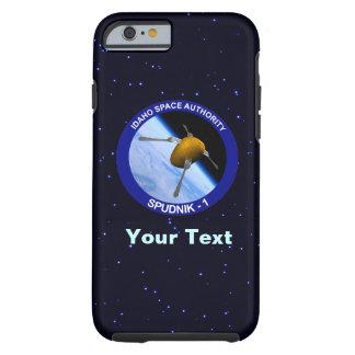 Idaho Spudnik Satellite Mission Patch Tough iPhone 6 Case
