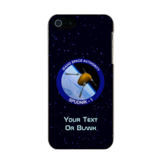 Idaho Spudnik Satellite Mission Patch Incipio Feather® Shine iPhone 5 Case
