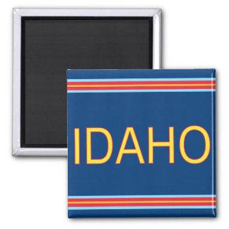 Idaho Square Magnet