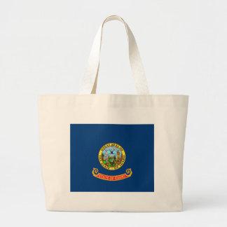 Idaho State Flag Canvas Bag