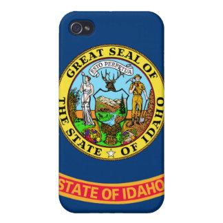 Idaho State Flag iPhone 4 Case