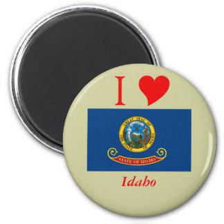 Idaho State Flag Fridge Magnet