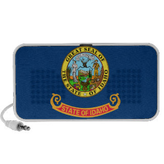 Idaho State Flag Portable Speakers