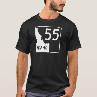 Idaho State Highway 55 T-Shirt