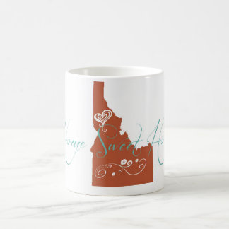 Idaho State Home Sweet Home Mug