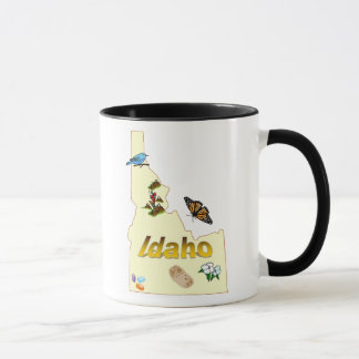 Idaho State Info Mug