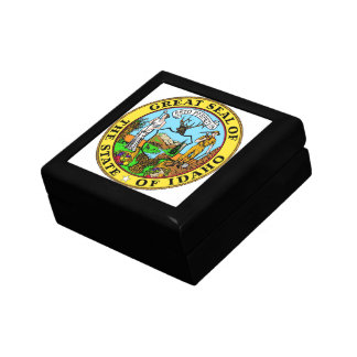 idaho State Seal Gift Box