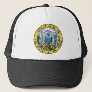 Idaho State Seal Trucker Hat