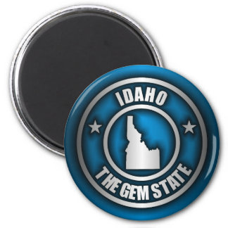 """Idaho Steel"" Magnets (B)"